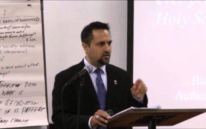 Shpirtshmëria Islame dhe etika kur'anore – nga Prof. Atif Khalil