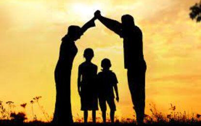 Një familje e ndërtuar si model mbi vlerat islame